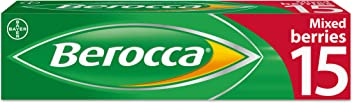 Berocca Mixed Berries Flavour-15 Tablets