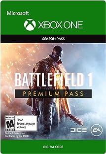 Battlefield 1: Premium Pass - Xbox One Digital Code