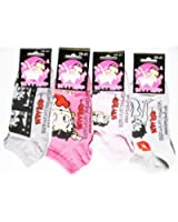 Socquettes Betty Boop