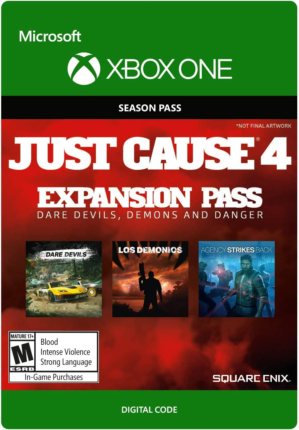 Amazon com: Just Cause 4: Expansion Pass - Xbox One [Digital