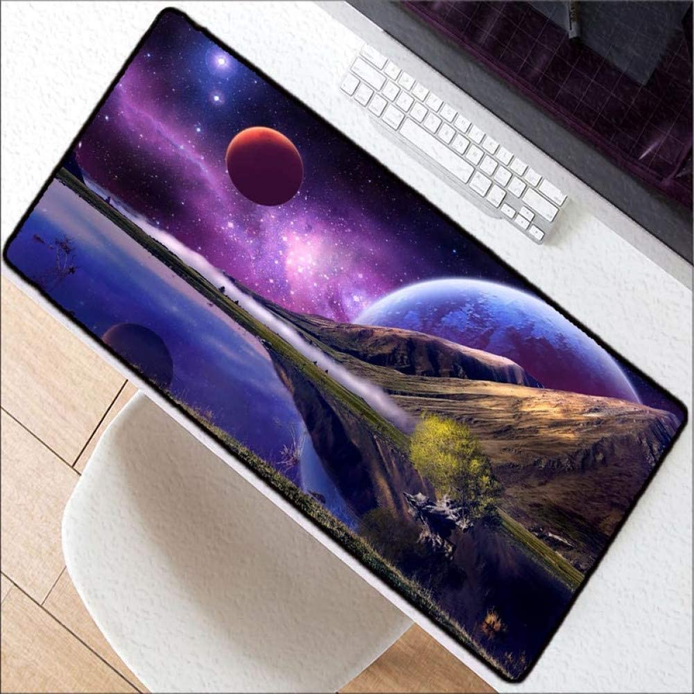 WHFDSBD90X40Cm Pad to Mouse Notbook Computer Mousepad Best Sell Gaming Gamer to Keyboard Laptop Mouse Mat