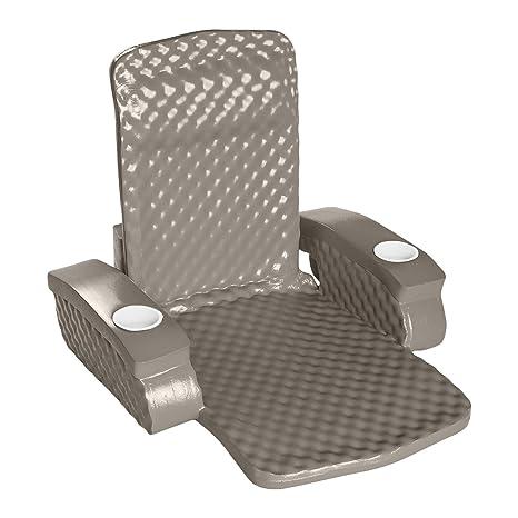 TRC recreación suave baja silla plegable, bronce: Amazon.es ...