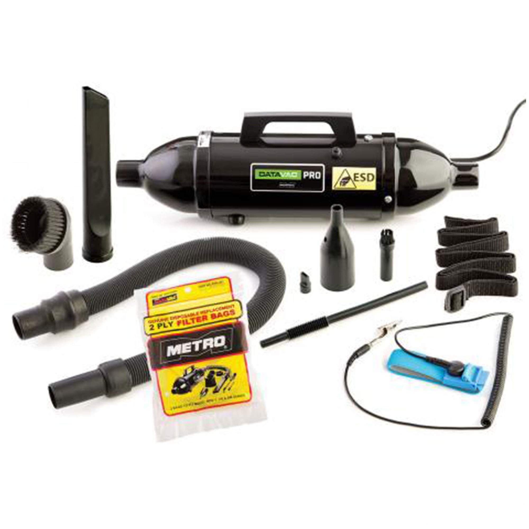 Metropolitan Vacuum Cleaner DataVac ESD Safe Pro Series by Metropolitan Vacuum Cleaner