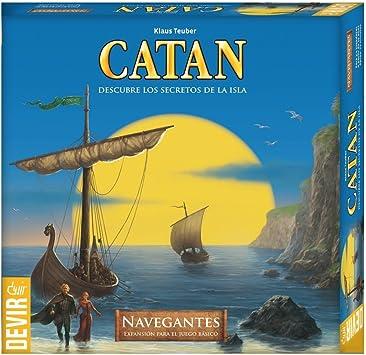 Devir - Expansión Catán: Navegantes (42269): Amazon.es: Juguetes y juegos