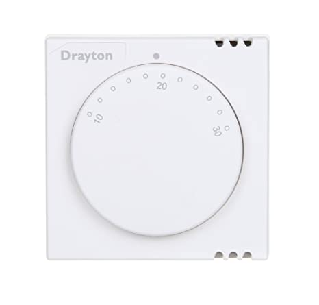 Acl 123012 Rts1 Standard Room Thermostat 24 V White Amazon Co Uk