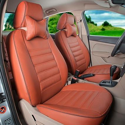 Amazing Amazon Com Autodecorun Full Set Custom Fit Seat Covers Spiritservingveterans Wood Chair Design Ideas Spiritservingveteransorg
