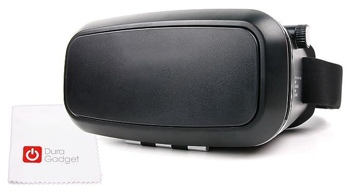 Duragadget Gafas De Realidad Virtual Vr Ajustables Para Smarphone Bq
