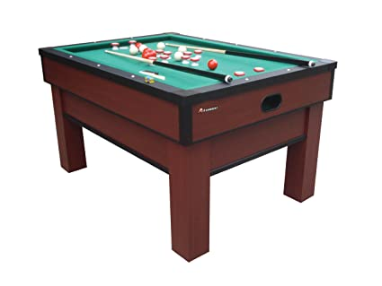 Amazoncom Atomic Classic Bumper Pool Table Sports Outdoors - Classic billiard table