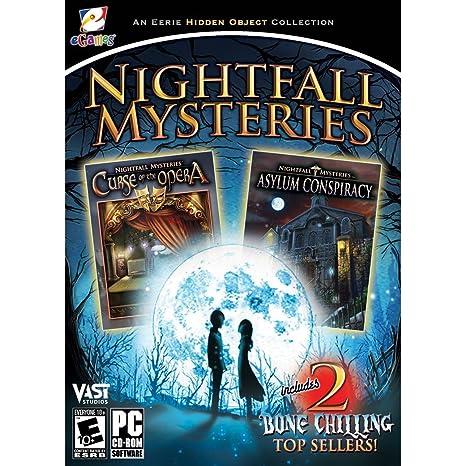 Nightfall Mysteries Asylum Conspiracy & Curse of the Opera