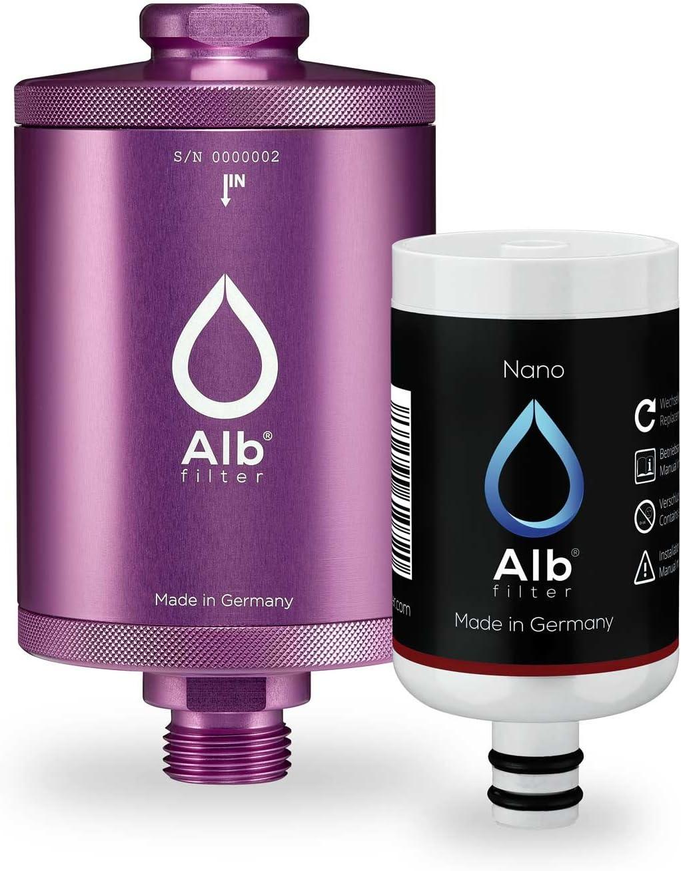 alb filtro® Nano ducha filtro inmediatamente Protección contra ...