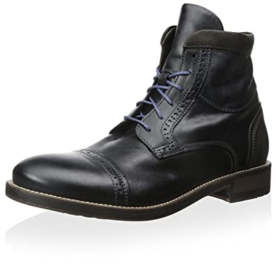 Amazon.com | Bacco Bucci Men's Lorenzi Dress Boot | Oxford & Derby