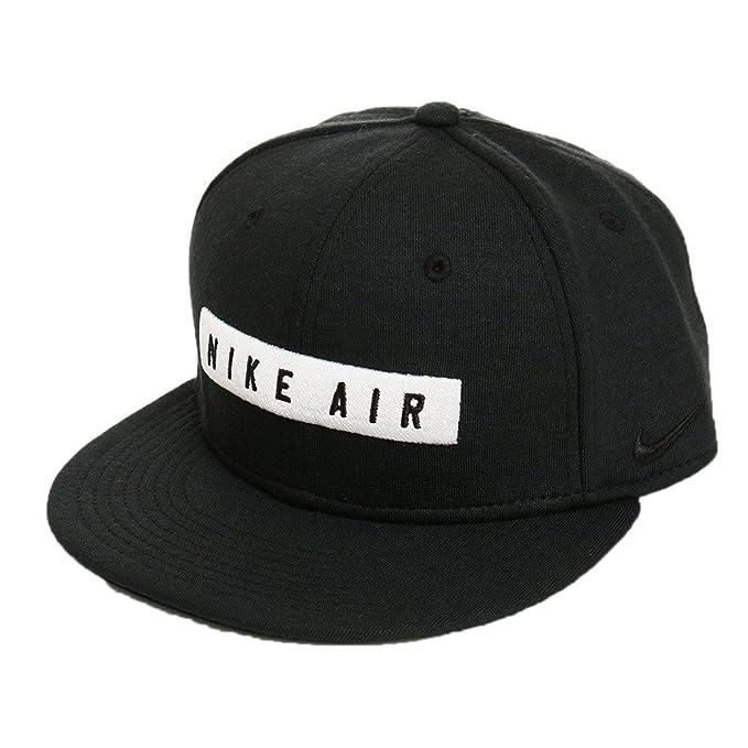 Nike Air 92 True-EOS Gorra, Hombre, Negro (Black/White), Talla Única: Amazon.es: Deportes y aire libre