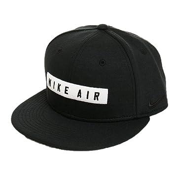 f5f50db94 Nike Air 92 True-EOS Gorra, Hombre, Negro (Black/White), Talla Única:  Amazon.es: Deportes y aire libre
