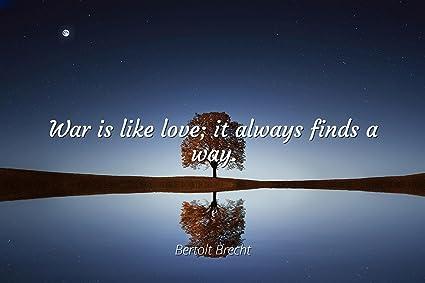 Amazon Com Home Comforts Bertolt Brecht Famous Quotes