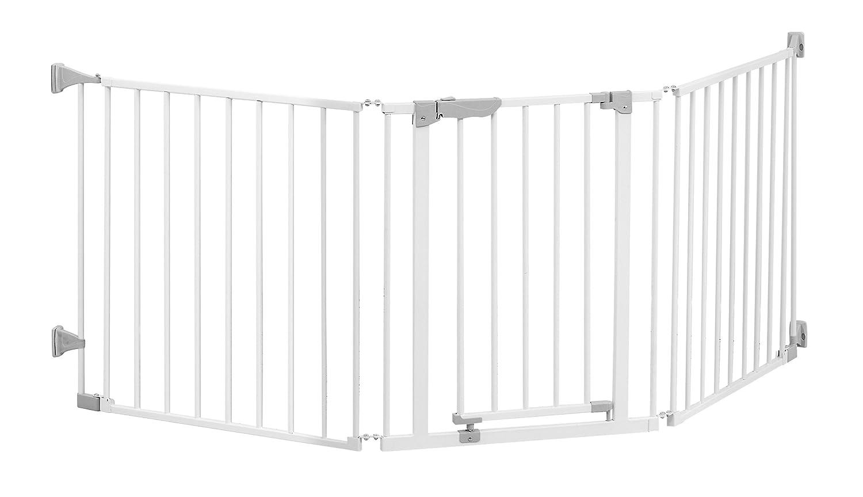 Advanta Slam Shut Custom Fit Gate, White KidCo AD300