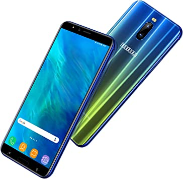 Moviles Libres 4G 6.0 Pulgadas, Android 9.0 3GB RAM 16GB ROM/128GB TF Teléfono Móvil Libre Quad-Core Dual SIM 4800mAh Smartphone Libre Cámara 8MP Face ID Moviles Buenos: Amazon.es: Electrónica