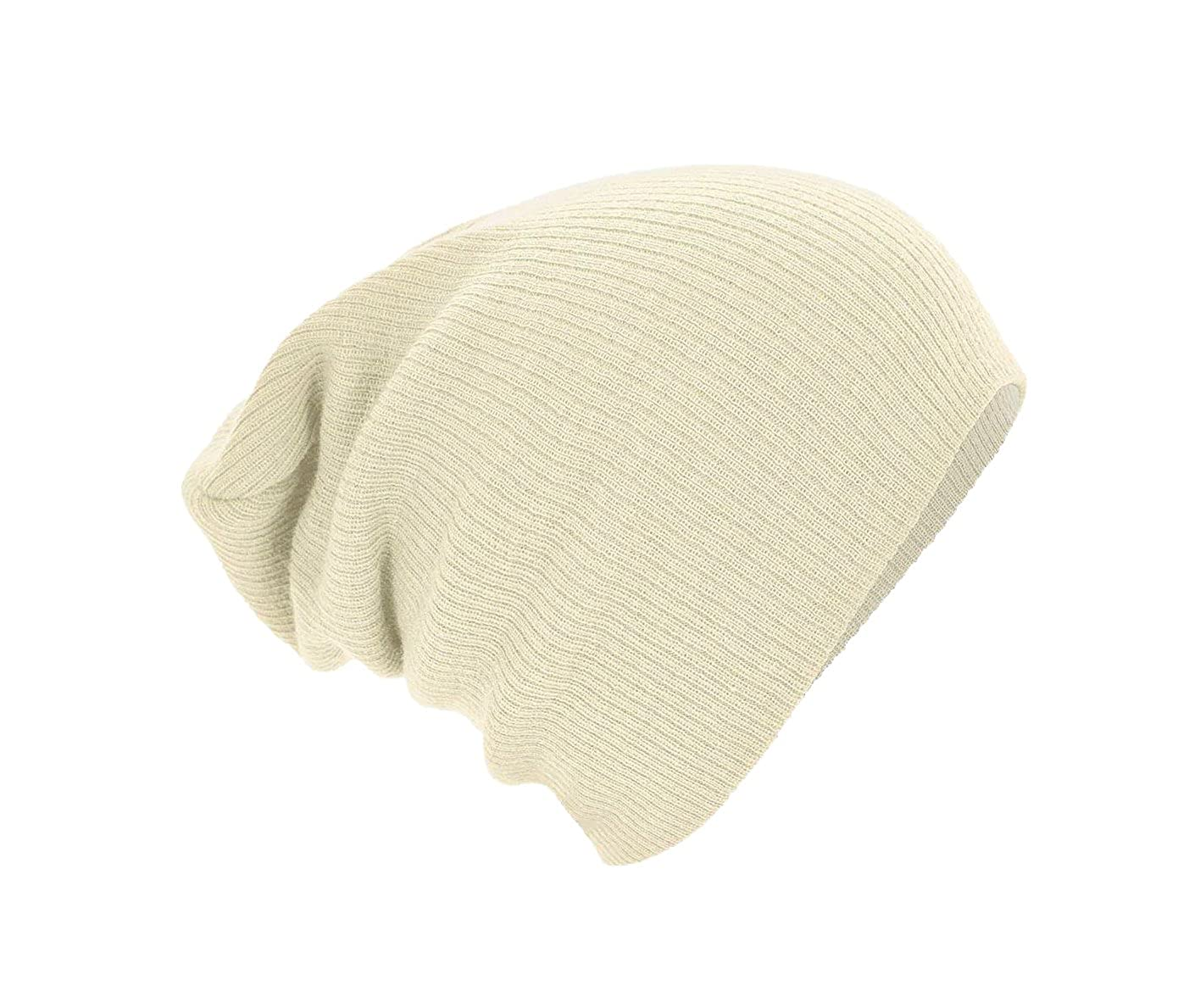 SLOUCH BEANIE SOFT TOUCH FEEL 7 COLOURS AVAILABLE