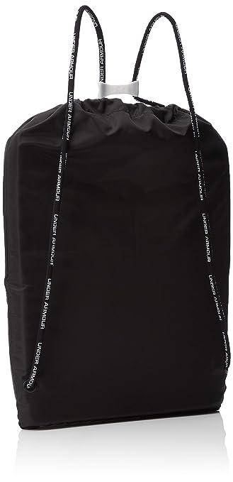 73abca198 Under Armour Undeniable Unisex Sackpack, Black / White / Silver (001), One  Size: Amazon.co.uk: Sports & Outdoors