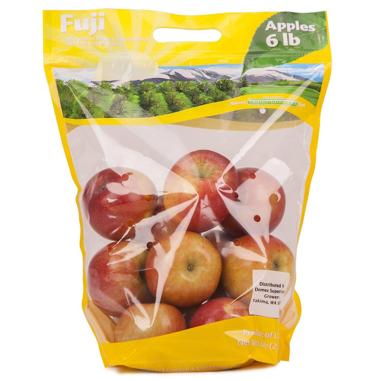 Fresh Fuji Apples (6 lb.)