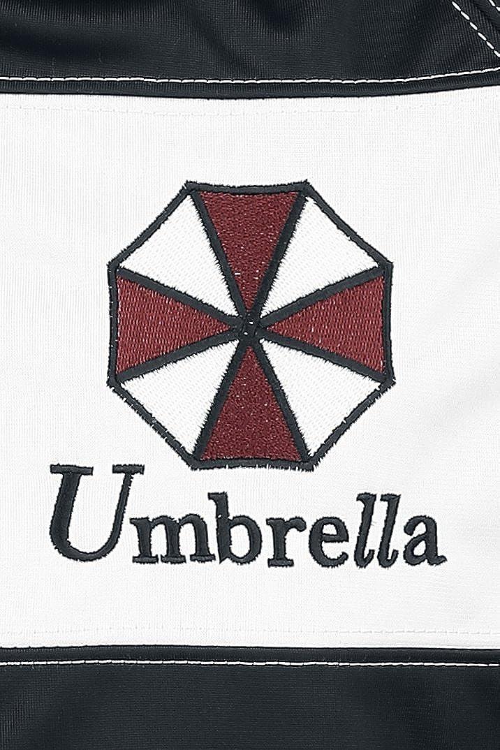 Resident Evil Umbrella Corporation Sudadera capucha con cremallera Negro 3XL: Amazon.es: Ropa y accesorios