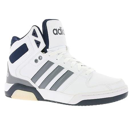 Adidas, Neo BB9TIS scarpe da ginnastica bianche da uomo, bianco (White),