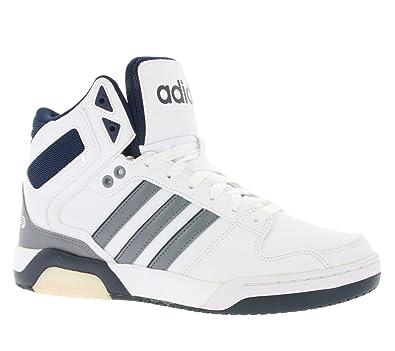 adidas Neo BB9TIS White Men Sneakers Shoes  Amazon.co.uk  Sports ... 527236faa5