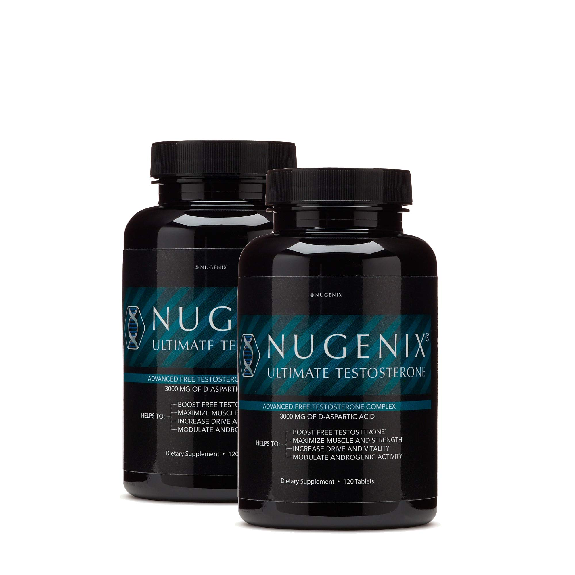 Nugenix Ultimate Testosterone - Twin Pack by Nugenix (Image #1)