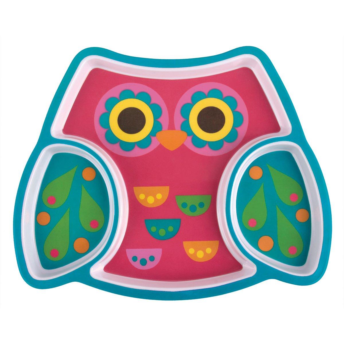【メール便無料】 Stephen Joseph Melamine Tray, Joseph Owl by Stephen by Tray, Joseph B000M3E53S, ジュールフェリエ:a754039f --- a0267596.xsph.ru