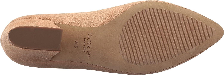botkier B078J8V7NM Women's Stella Block Heel Pumps B078J8V7NM botkier 9 B(M) US|Sand Suede ba5b75