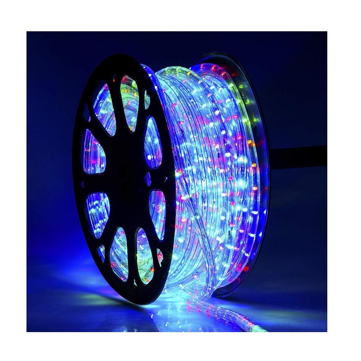 Buy Mufasa Waterproof PVC LED Strip Light Roll, 20 m, Multicolour