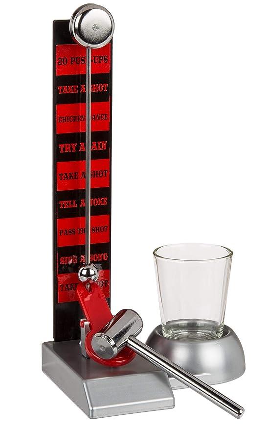 Gifts For All Emporium Hammer & Shoot – Juego de Mesa para Adultos ...