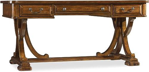 Hooker Furniture Tynecastle Writing Desk in Medium Wood