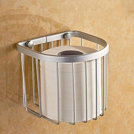 WW Porta papel higiénico Porta papel higiénico / Papel higiénico Caja / Espacio Papel aluminio Porta