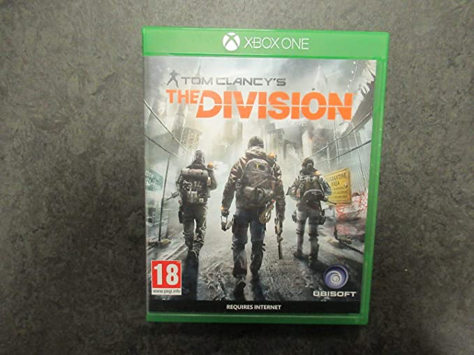Tom Clancys The Division - Xbox One [Importación inglesa]: Amazon ...