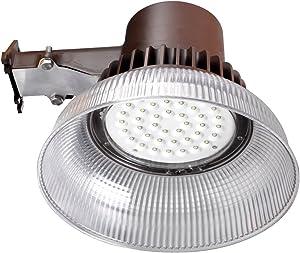 Honeywell MA0201-78 LED Utility Light, 4000 Lumens, Remington Bronze