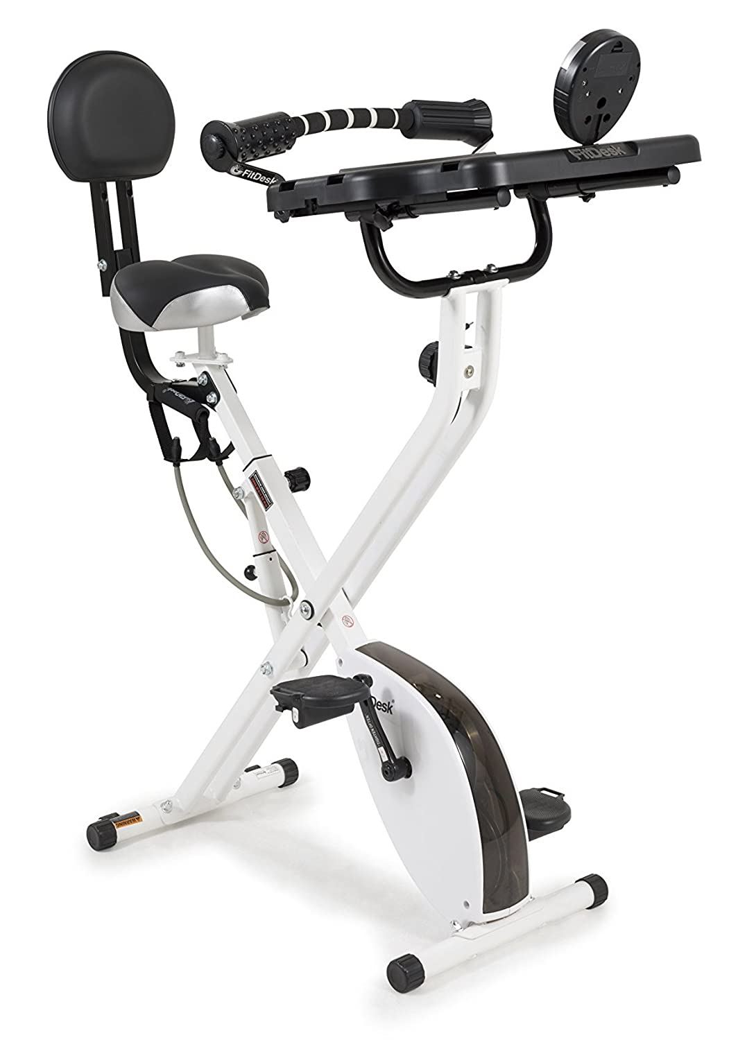 bicycle exercise standing desk and bike recumbent in stamina workstation product products