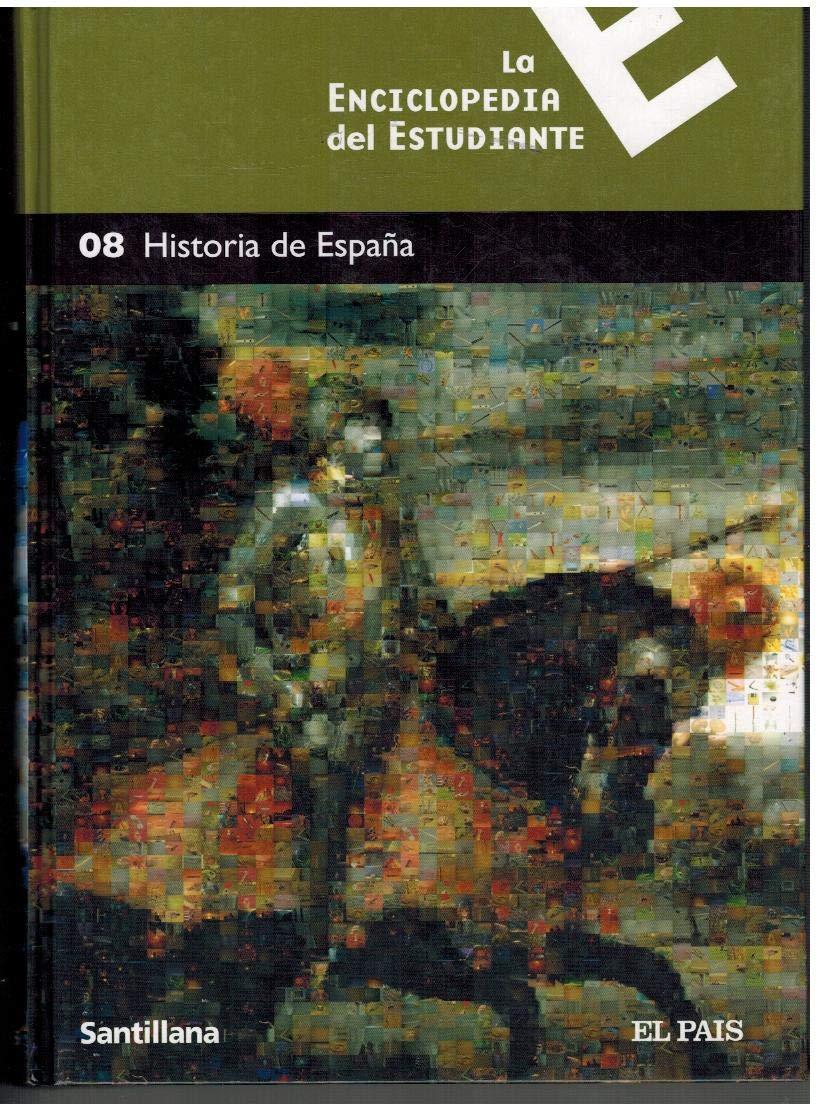 La Enciclopedia del Estudiante,08 Historia de España: Amazon.es ...