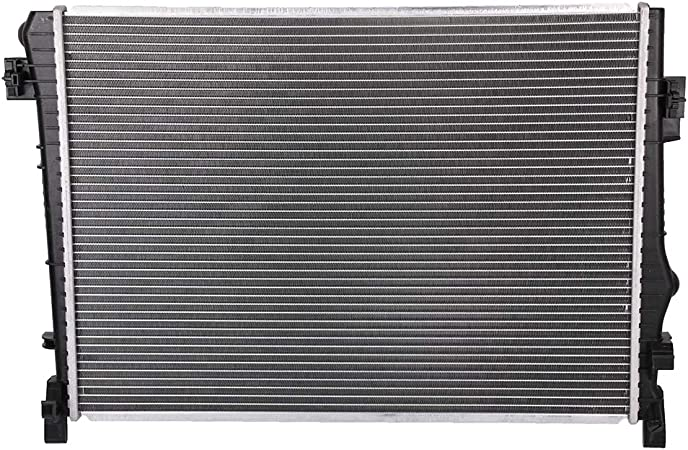TYC Radiator Assembly for 2009-2015 Toyota Corolla 1.8L L4 ud
