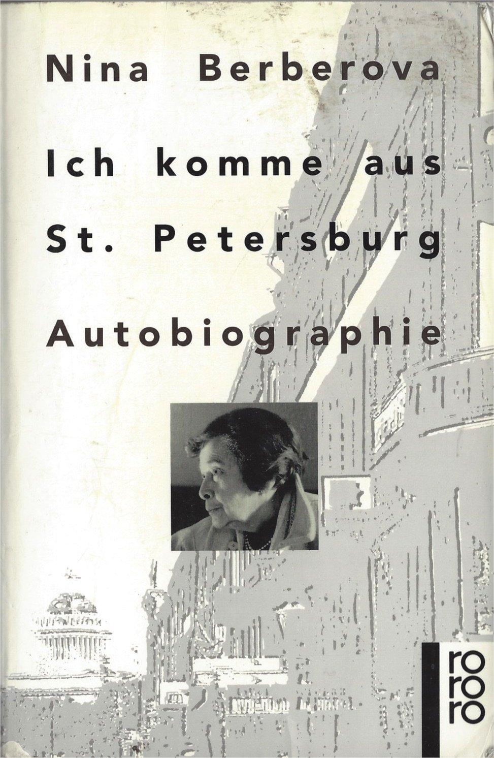 Ich komme aus Sankt Petersburg. Autobiographie