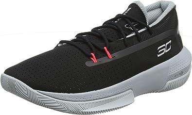 Under Armour Unisex Kids/' Gs Sc 3zer0 Iii Basketball Shoes