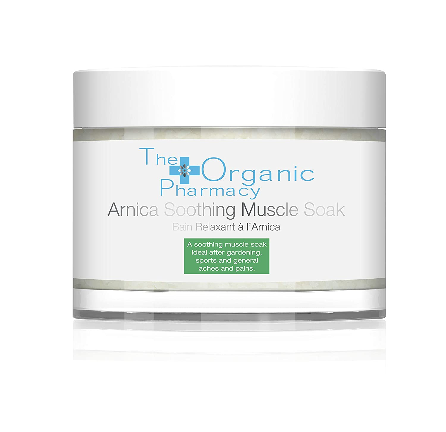 The Organic Pharmacy Arnica Soothing Muscle Soak 325 g Healthcenter BTSAM32500
