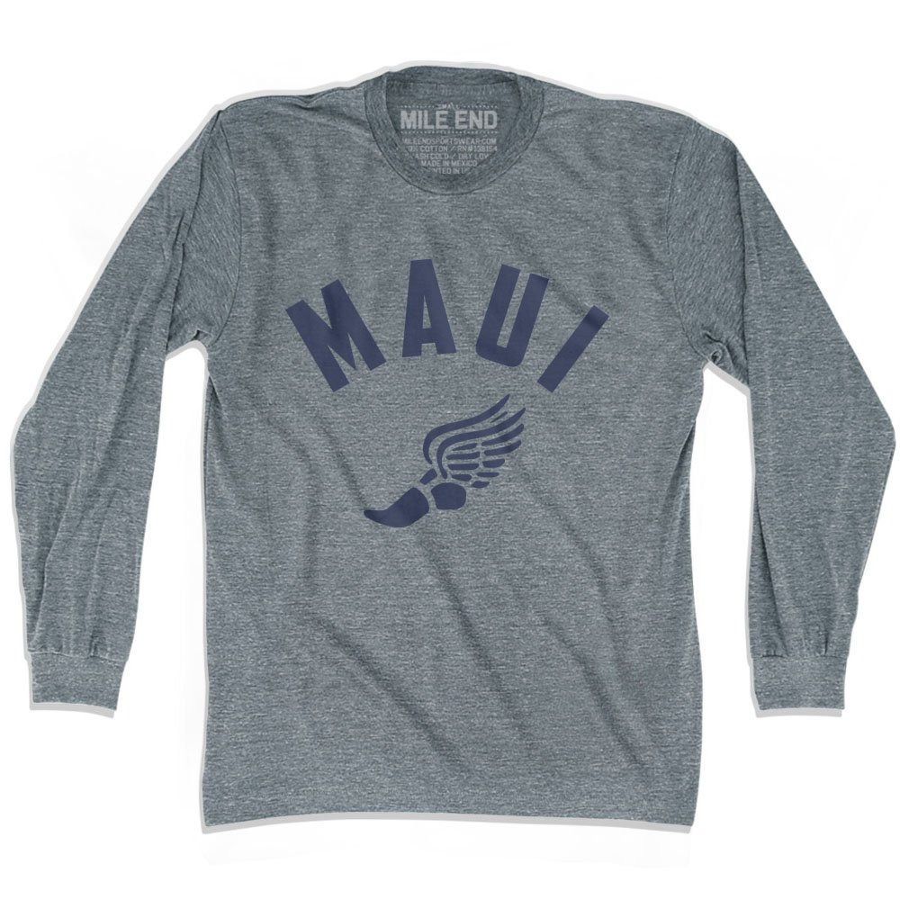 Maui Track Long Sleeve T-shirt