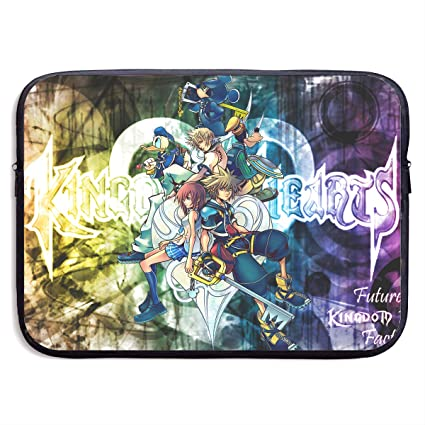 Amazon.com: Kingdom Hearts Anime Style Laptop Bag Cool 13 ...