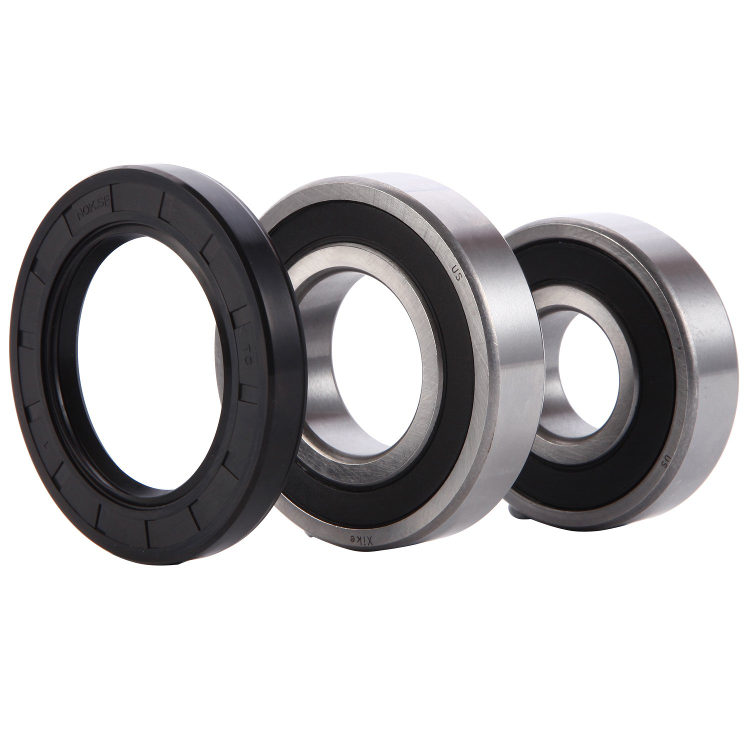 W10290562 Washer Tub Bearings and Seal Kit, Suitable for Whirlpool, Maytag, Amana, W10772619, 4164534, AH11703210, AP5972057, EA11703210, EAP11703210, W10283358.
