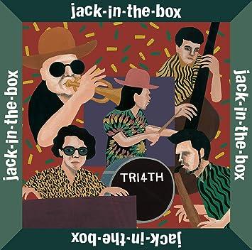 「TRI4TH jack-in-the-box」の画像検索結果
