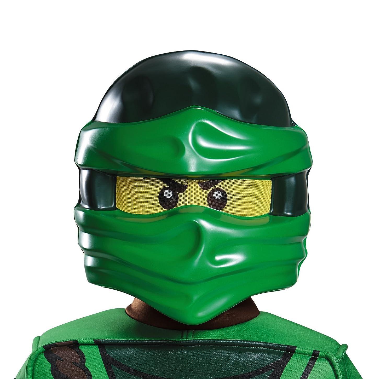 LEGO máscara, niños Ninjago Lloyd 's Disfraz Accesorio Jakks Pacific 98138