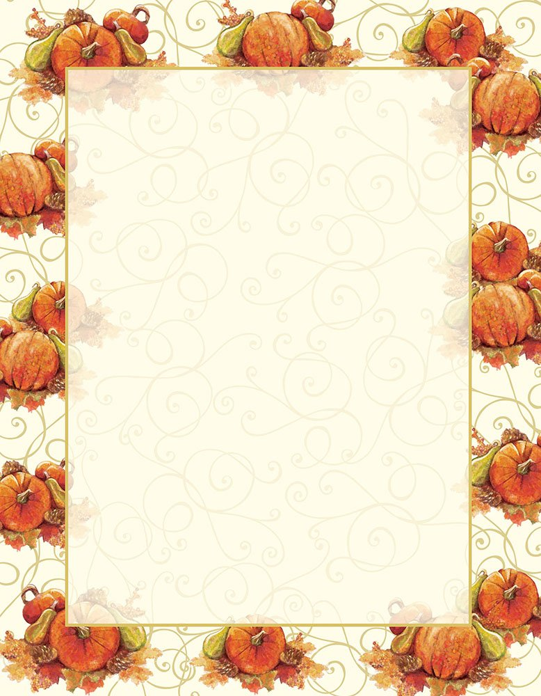 Great Papers! 8.5 x 11 Imprintable Stationery (2013292)