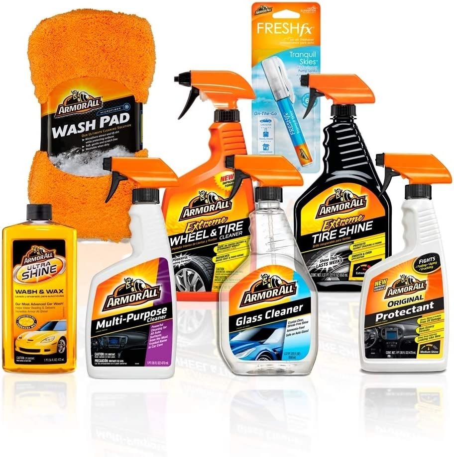 Armor All Premier Car Care Kit