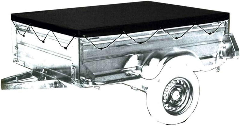 Grey Trailer Tarpaulin Size M 150 x 105 x 7 cm