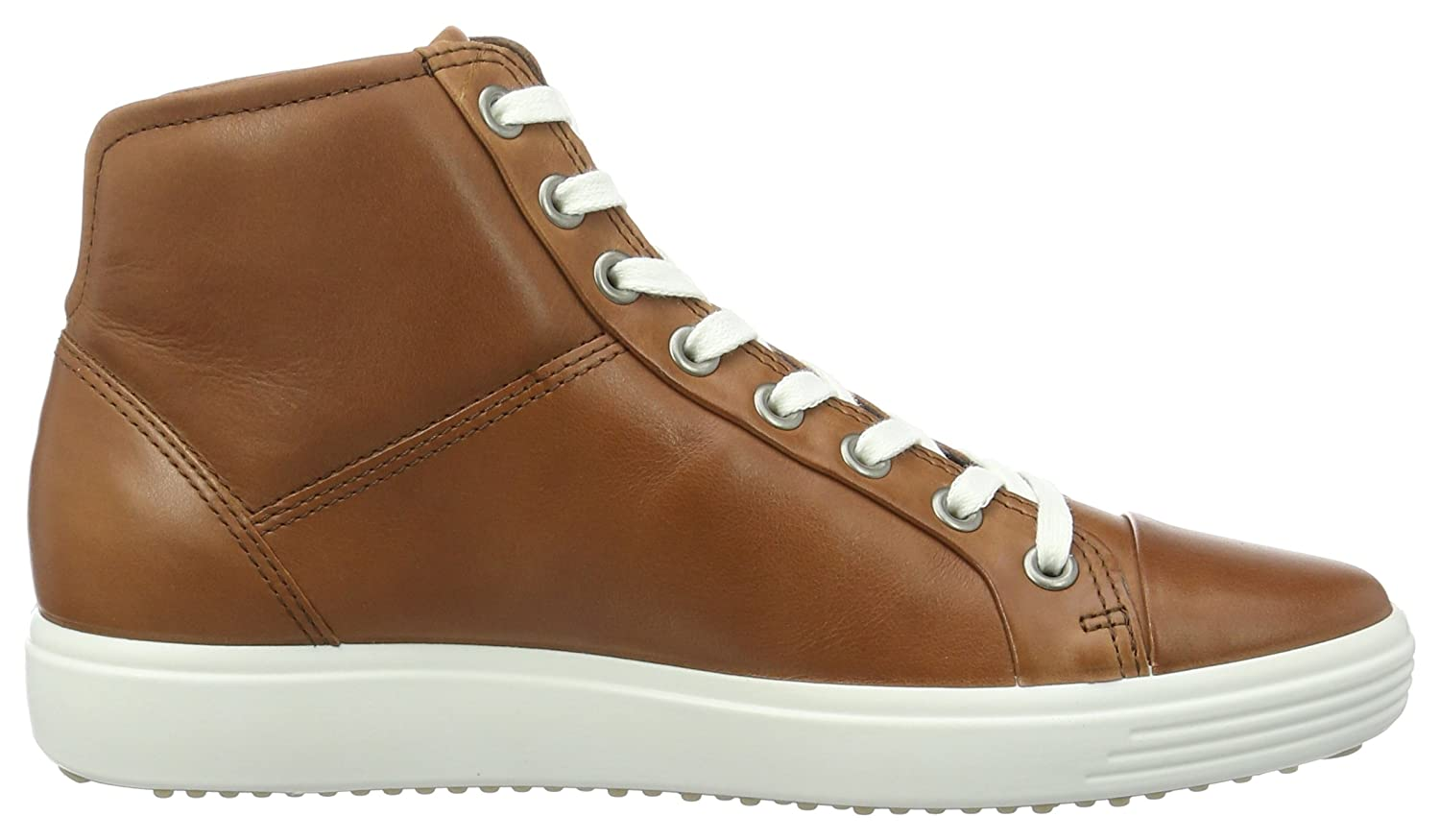 Damen Soft 7 Ladies HighTop Grün Tarmac 1543 38 EU Ecco